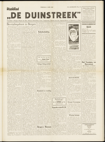 De Duinstreek 1960-05-13