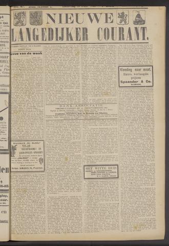 Nieuwe Langedijker Courant 1921-06-11