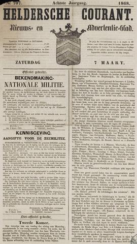 Heldersche Courant 1868-03-07