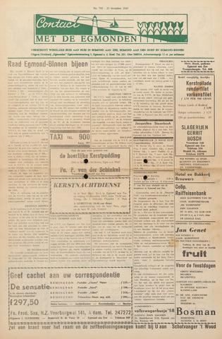 Contact met de Egmonden 1965-12-23