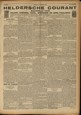 Heldersche Courant 1921-02-15