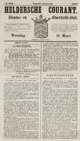 Heldersche Courant 1869-03-24