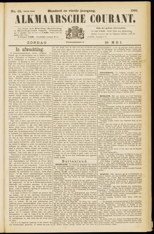 Alkmaarsche Courant 1902-05-25