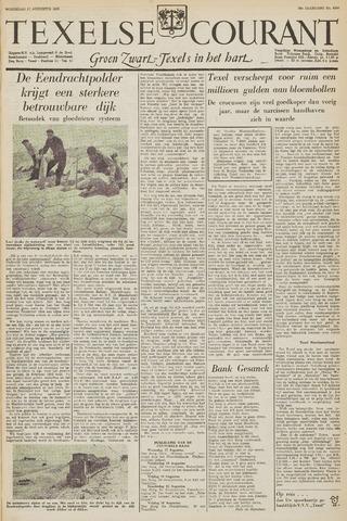 Texelsche Courant 1955-08-17