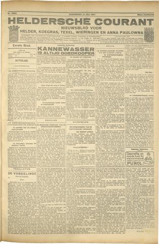 Heldersche Courant 1927-07-14