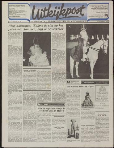 Uitkijkpost : nieuwsblad voor Heiloo e.o. 1992-11-25