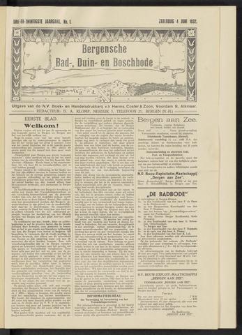 Bergensche bad-, duin- en boschbode 1932-06-04