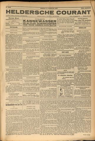 Heldersche Courant 1928-08-14