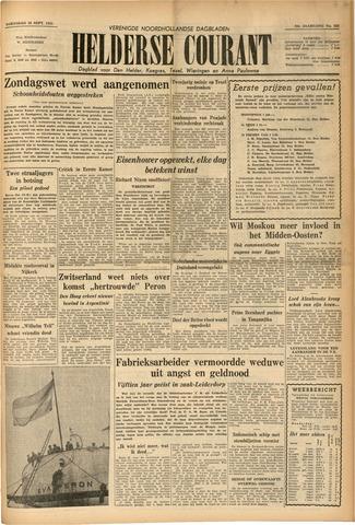 Heldersche Courant 1955-09-28