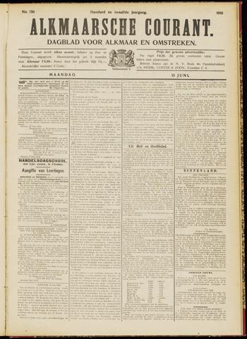 Alkmaarsche Courant 1910-06-13