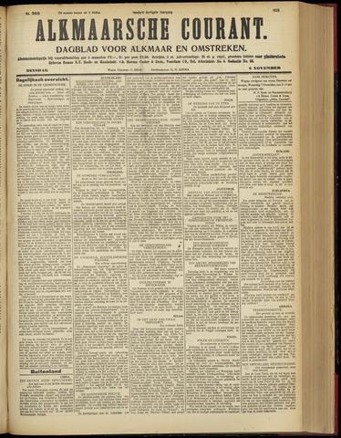 Alkmaarsche Courant 1928-11-06