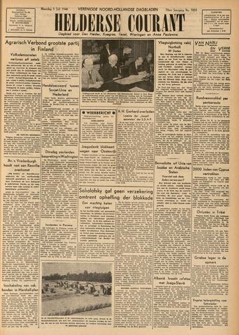 Heldersche Courant 1948-07-05