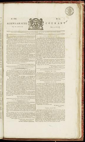 Alkmaarsche Courant 1826-07-31