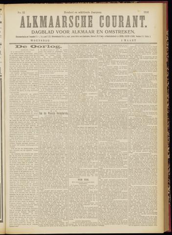Alkmaarsche Courant 1916-03-01