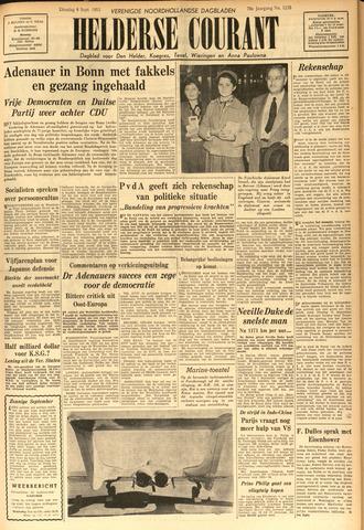 Heldersche Courant 1953-09-08