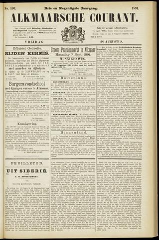 Alkmaarsche Courant 1891-08-28
