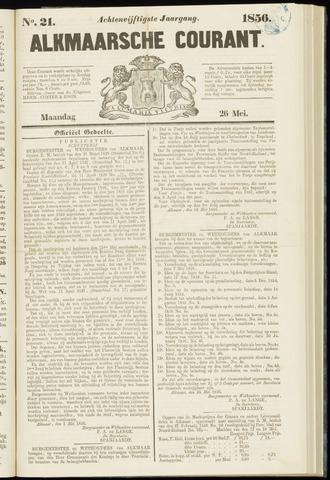 Alkmaarsche Courant 1856-05-26