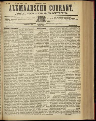 Alkmaarsche Courant 1928-10-18