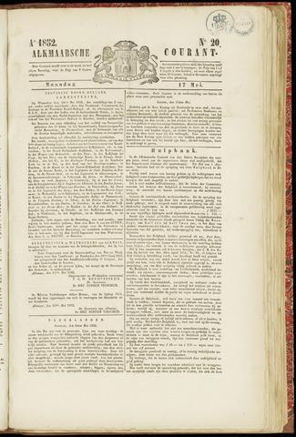 Alkmaarsche Courant 1852-05-17