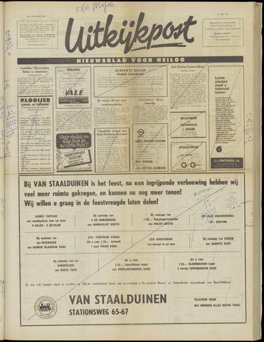 Uitkijkpost : nieuwsblad voor Heiloo e.o. 1972-05-17