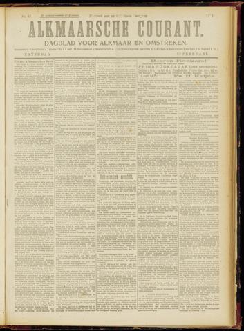 Alkmaarsche Courant 1919-02-22