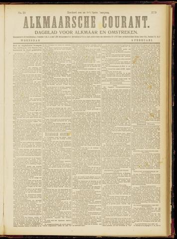 Alkmaarsche Courant 1919-02-05