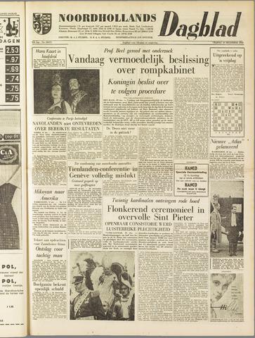 Noordhollands Dagblad : dagblad voor Alkmaar en omgeving 1958-12-19