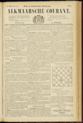Alkmaarsche Courant 1896-10-18