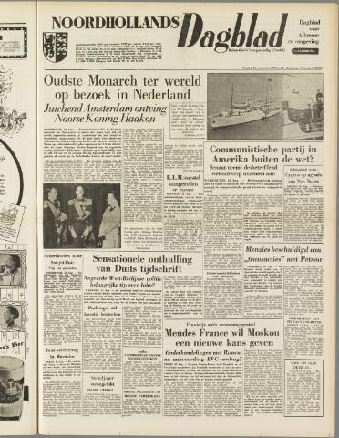 Noordhollands Dagblad : dagblad voor Alkmaar en omgeving 1954-08-13