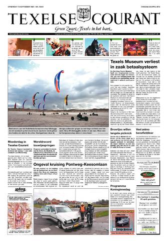 Texelsche Courant 2012-04-24