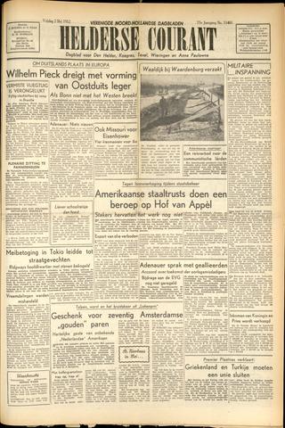 Heldersche Courant 1952-05-02