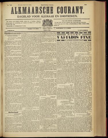 Alkmaarsche Courant 1928-11-02