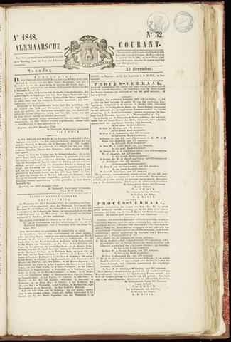 Alkmaarsche Courant 1848-12-25