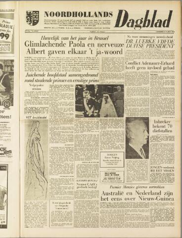 Noordhollands Dagblad : dagblad voor Alkmaar en omgeving 1959-07-02
