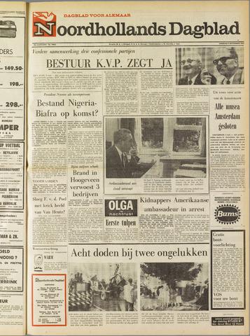 Noordhollands Dagblad : dagblad voor Alkmaar en omgeving 1969-09-09