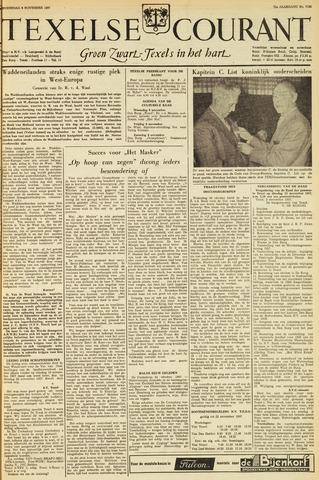 Texelsche Courant 1957-11-06