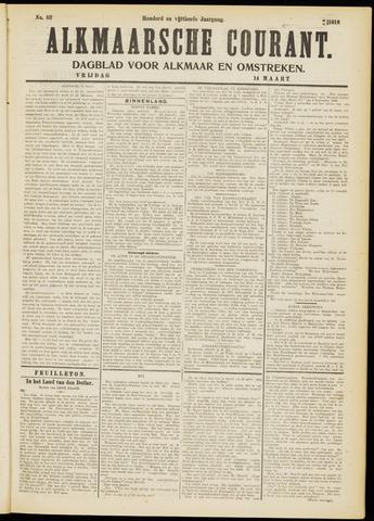 Alkmaarsche Courant 1913-03-14