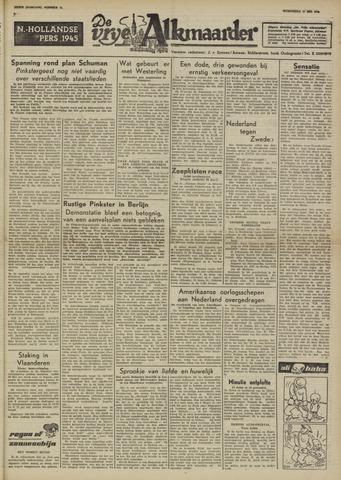 De Vrije Alkmaarder 1950-05-31