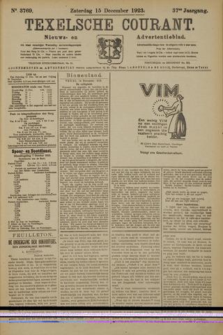 Texelsche Courant 1923-12-15
