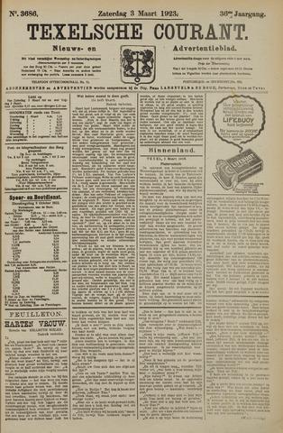 Texelsche Courant 1923-03-03