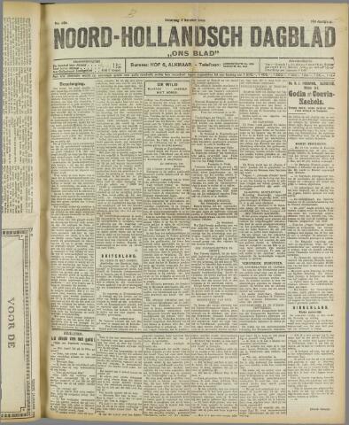 Ons Blad : katholiek nieuwsblad voor N-H 1922-10-07