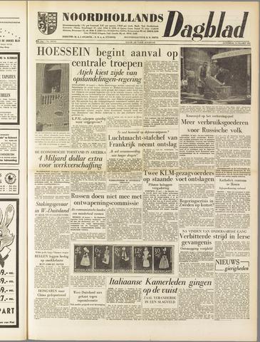 Noordhollands Dagblad : dagblad voor Alkmaar en omgeving 1958-03-15
