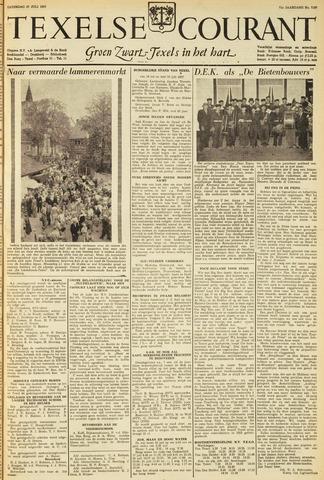 Texelsche Courant 1957-07-27