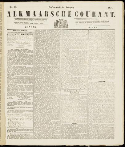 Alkmaarsche Courant 1874-05-10