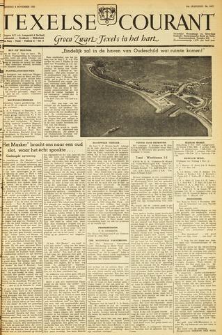 Texelsche Courant 1950-11-08