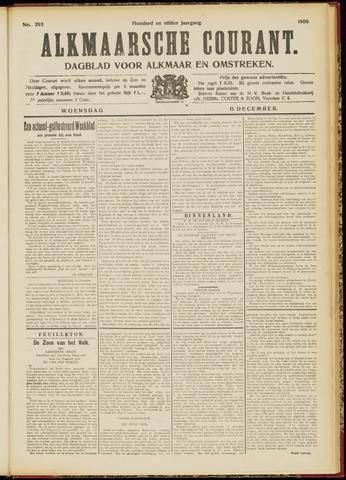 Alkmaarsche Courant 1909-12-15