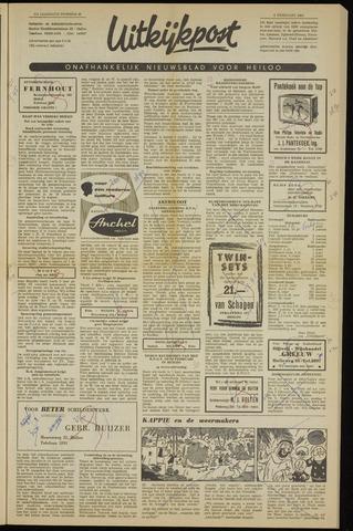 Uitkijkpost : nieuwsblad voor Heiloo e.o. 1961-02-02