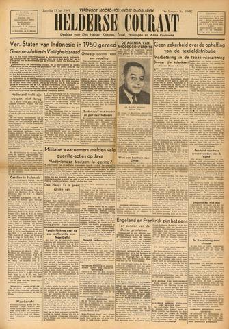 Heldersche Courant 1949-01-15