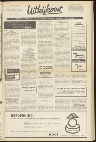 Uitkijkpost : nieuwsblad voor Heiloo e.o. 1964-03-19