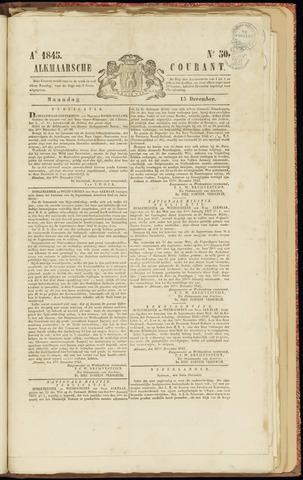 Alkmaarsche Courant 1845-12-15